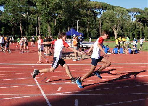 Giovedì 7 giugno Trofeo AtleticAmo Roma 2 giornata