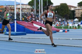 Campionati Italiani Allievi Oro a Flavia Bianchi