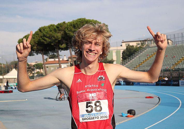Campionati Italiani Juniores e Promesse Oro a Lorenzo Benati, e non solo!