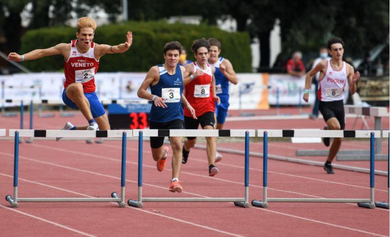 Campionati italiani Cadetti: Oro ad Andrea Accettella sui 300 hs